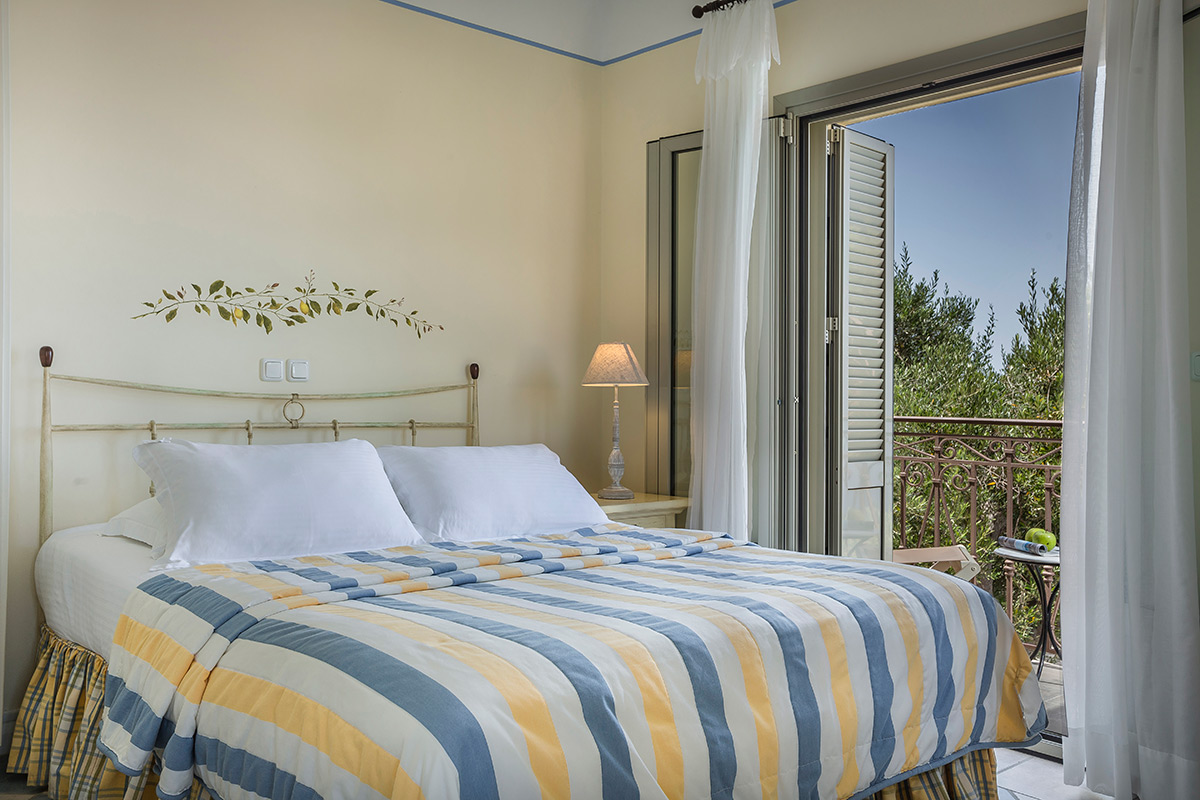 SUPERIOR SUITES with sea view
